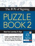 Joy of Signing Puzzle Book 2