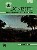 20 Songs by Donizetti: Low Voice