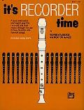 It's Recorder Time Alfred Edtition