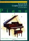 Alfred's Basic Piano Library: Piano Lesson Book, Complete Levels 2 & 3 for the Later Beginne...