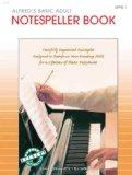 Alfred's Basic Adult Piano Course Notespeller, Bk 1