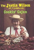 Justin Wilson Number Two Cookbook Cookin Cajun