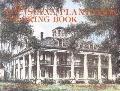 Louisiana Plantation Coloring Book