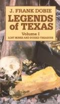 Legends of Texas Lost Mines and Buried Treasure