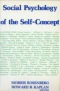 Social Psychology of the Self-Concept