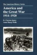America and the Great War, 1914-1920