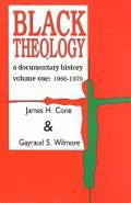 Black Theology A Documentary History 1980-1992