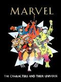 Marvel: The Characters and Their Universe - Michael Mallory - Other Format