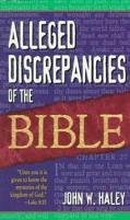 Alleged Discrepancies of the Bible