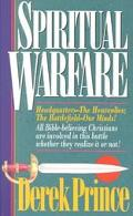 Spiritual Warfare - Derek Prince - Paperback