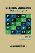 Elementary Cryptanalysis (New Mathematical Library)