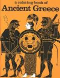 Coloring Book of Ancient Greece