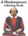 Shakespeare/Coloring Book