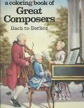 Great Composers Bach to Berlioz