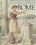 Coloring Book of Rome