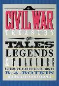 Civil War Treasury of Tales, Legends and Folklore