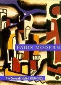 Paris Modern: The Swedish Ballet, 1920-1925