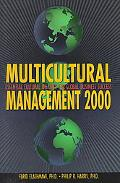 MULTICULTURAL MANAGEMENT 2000