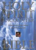 Holy Spirit Encounter Bible: New Living Translation (NLT)