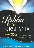 En Su Presencia Bible