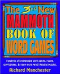 3rd New Mammoth Book of Word Games