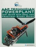 A&P General Test Guide with Oral and Practical Study Guide - Jeppesen - Paperback