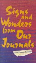 Signs and Wonders from Our Journals