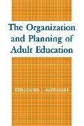 Organization and Planning of Adult Education