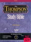 Thompson Chain Reference Bible-NIV