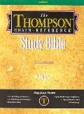 B-KJV-#507 Thompson Chain-Reference- Ivory