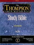 Thompson Chain-Reference Bible: Gray Indexed