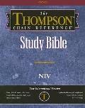 B-NIV #807; Thompson Chain-Reference