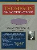 Thompson Chain Reference Bible-KJV-Handy Size