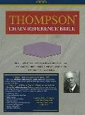 Thompson Chain Reference-KJV-Handy Size