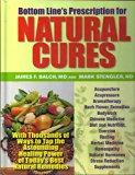 Prescription For Natural Cures Hardcover