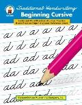 Traditional Handwriting Beginning Cursive Practice