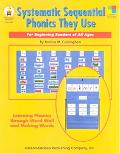 Systematic Sequential Phonics They Use For Beginning Readers of Any Age