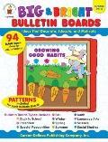 Big and Bright Bulletin Boards - Carso
