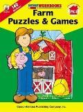 Farm Puzzles & Games