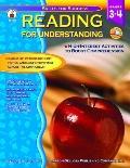 Reading for Understanding Grades 3-4