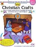 Easy Christian Crafts - Carson-Dellosa Publishing Company - Paperback