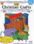 Easy Christian Crafts Grades 1-3 (Christian Education Resource)