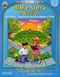 Bible Story Puzzles: Grades 1-3 (Fun Faith-Builders)