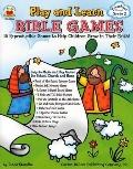 Play & Learn Bible Games