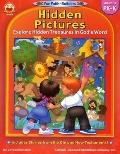 Hideen Pictures: Explore Hidden Treasures in God's Word - Carson-Dellosa Publishing Company ...