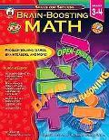 Brain-boosting Math Grades 3-4