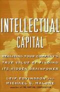 Intellectual Capital Realizing Your Company's True Value by Finding Its Hidden Roots