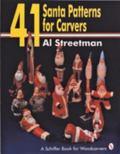 41 Santa Patterns for Carvers