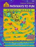 Pathways to Fun Animal Mazes