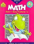 Math Basics Grade 1 Math 1-Story Problems 1-2